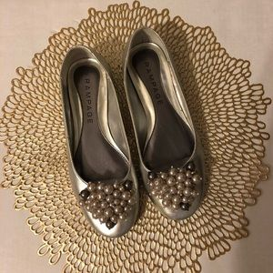 Rampage Flats with Pearls